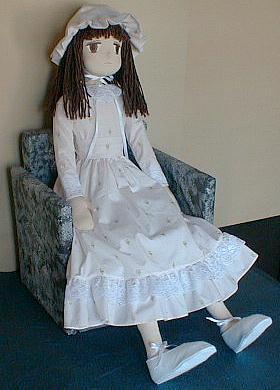 « Souvenir d'une poupée en carton »