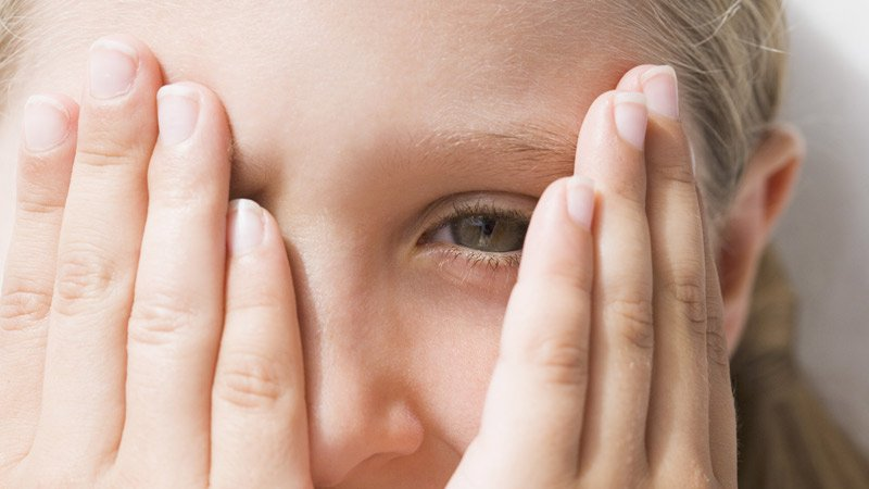 Les enfants et la peur