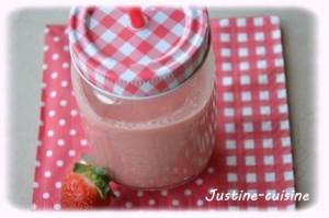 pot de fraise