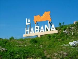 Panneau la Habana
