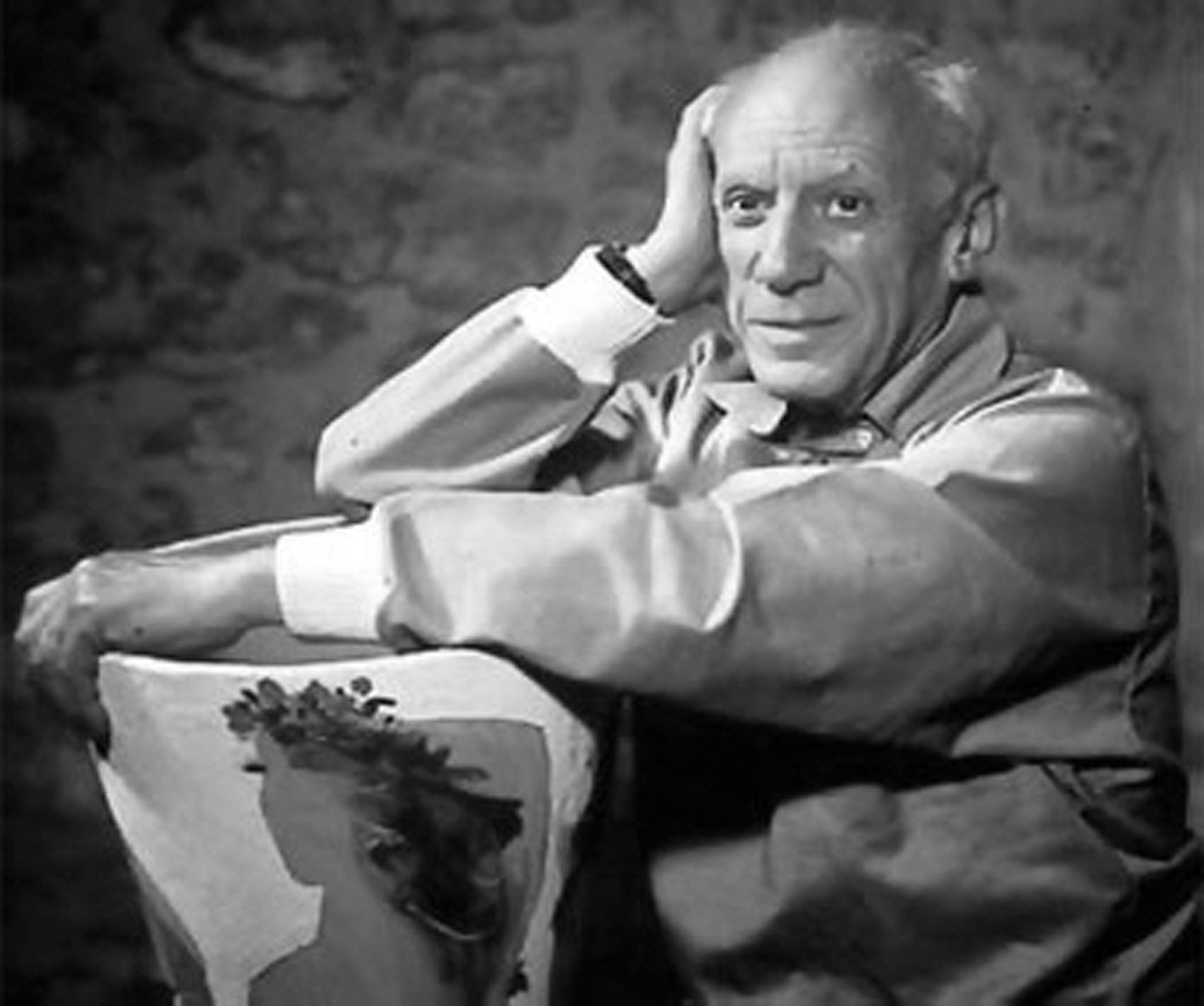 PEINTRE ESPAGNOL  «»Pablo Picasso»»