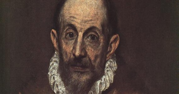 PEINTRE PROBABLEMENT ESPAGNOL «»El Greco «»»